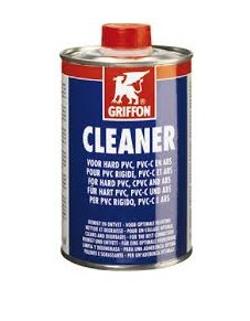 Griffon PVC Cleaner inhoud 500 ml