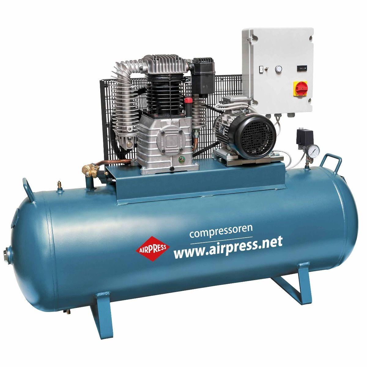 Compressor K 300-700 + sterdriehoekschakeling