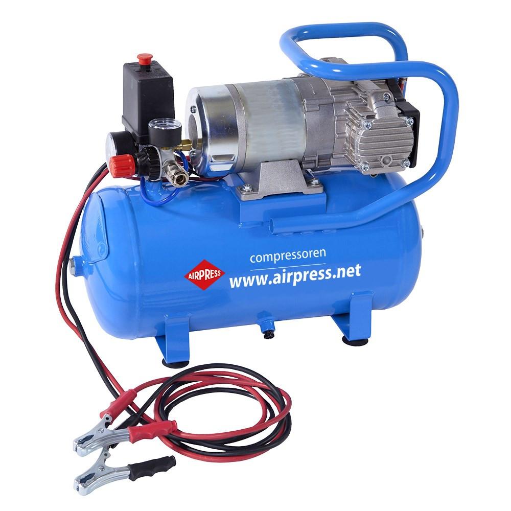 Airpress Compressor DC12 15-180 10B