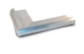 Aluminium Daktrim | Kraal | Buitenhoek | Brute